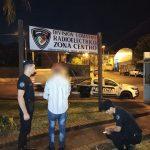 La Policía detuvo a un sujeto por  ocasionar desorden en su domicilio