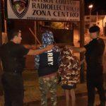 La Policía recuperó elementos robados, detuvo a un joven y demoró a un adolescente