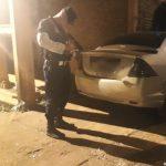 La Policía retuvo un vehículo por realizar maniobras peligrosas y demoró a unos de los ocupantes