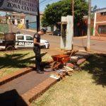 La Policía recuperó elementos robados y avanza en el esclarecimiento del hecho