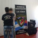 La Policía recuperó electrodomésticos robados, y avanza en el esclarecimiento del hecho