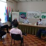 Integrantes de la CRIPCO se reunieron con el Intendente para debatir temas económicos