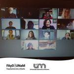 La Facultad de Arte y Diseño cuenta con el primer graduado que presenta tesis virtual