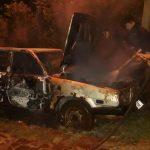 La Policía investiga el incendio de un auto en Oberá