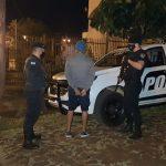 Gracias al rápido accionar de la Policía se frustró el robo de una vivienda
