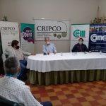 Reunión entre la CRIPCO, AECO y el Ejecutivo obereño