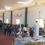 El obispo de la Diócesis de Oberá celebró misa en la Unidad Penal II