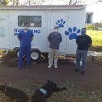 Atención a mascotas en la Unidad Penal II