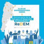 El Club de Emprendedores integra la ReDEM