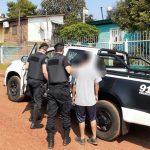 La Policía detuvo a «Porteño», quien era buscado por varios delitos contra la propiedad