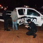 Agredió y amenazó de muerte a su madre con un machete y fue detenido por la Policía