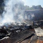 La Policía investiga las causas de un incendio en una vivienda