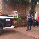 Solidaridad Policial: recaudaron ropas y elementos esenciales para familia obereña afectada por un incendio