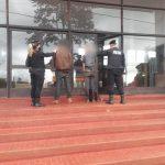 Detuvieron a dos hombres por ocasionar disturbios en la vía pública