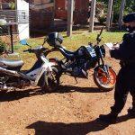 Emergencia Sanitaria: dos demorados y dos motocicletas retenidas en los operativos policiales