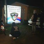 Narcodelivery: Demoraron a un adolescente que «repartía» marihuana con una motocicleta