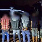 Incumplieron el D.N.U, cobraban «peaje» y fueron detenidos por la Policía