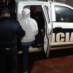 Tras un allanamiento detuvieron a un joven involucrado en un hecho de hurto