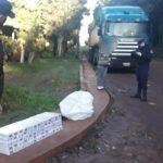 La Policía secuestró cigarrillos sin aval aduanero