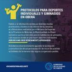 Gimnasios deben esperar aprobación de protocolos en Oberá