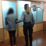La Policía detuvo a una mujer por amenazar  a su concubino e hijos