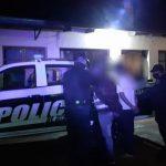 Policías frustraron robo en un Salón Comunitario