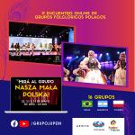 El Nasza Mala Polska en el 1er encuentro internacional virtual de ballets polacos