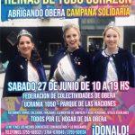 Soberanas Solidarias: por el Hogar de Día de Oberá