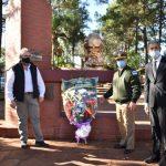 Conmemoración el 199º aniversario del fallecimiento del Gral Martín Miguel de Güemes