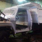 Recuperación de vehículos deteriorados