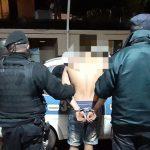 La Policía detuvo a un joven que intentó robar en un domicilio