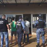 Tras allanamientos la Policía detuvo a los presuntos autores de un robo calificado ocurrido en Oberá