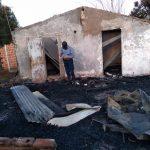 La Policía investiga el incendio de una vivienda