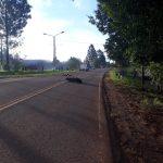 Siniestro vial entre una camioneta y una motocicleta, dejó una joven embarazada fallecida