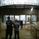 Detuvieron a «Chavito» por incumplir una orden judicial y ocasionar disturbios