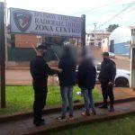 Detuvieron a dos jóvenes involucrados en un hecho de robo