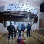 Recuperaron elementos robados y detuvieron a los presuntos autores