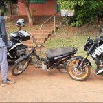 Recuperaron una motocicleta robada hace 4 años en Posadas y detuvieron a su conductor