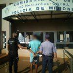 Detuvieron a otro de los sospechosos por el robo calificado a un chofer de colectivos en Oberá