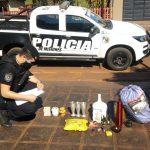 Sorprendieron a tres menores robando en un local comercial en Oberá