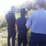 La Policía recuperó elementos robados, detuvo a un joven y demoró a un adolescente en Mártires