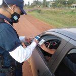 Operativos Viales: 14 actas labradas y nueve licencias retenidas en Oberá