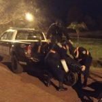 Operativos: 15 actas labradas, 6 licencias retenidas, 3 demorados y 3 motocicletas secuestradas.