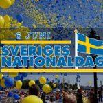 Salutación Día Nacional de Suecia