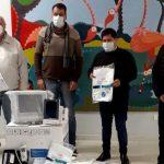 Salud Pública entregó equipamiento y elementos de bioseguridad al hospital Samic de Oberá
