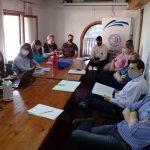Reunión de la CRIPCO con la Comisión de Higiene y Seguridad