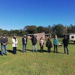Concejales recorrieron las instalaciones de la Comunidad San Patricio