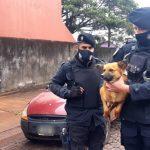 Policías brindaron colaboración a una Protectora de Animales