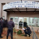 La Policía recuperó 189 plantines de yerba mate robados y detuvo a un hombre