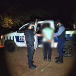 Impidieron el robo en un tinglado y la Policía detuvo a uno de los malvivientes